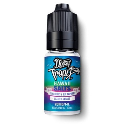 Doozy Vape Hawaii Nicotine Salts