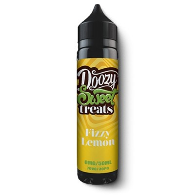 Fizzy Lemon Doozy Vape Co.