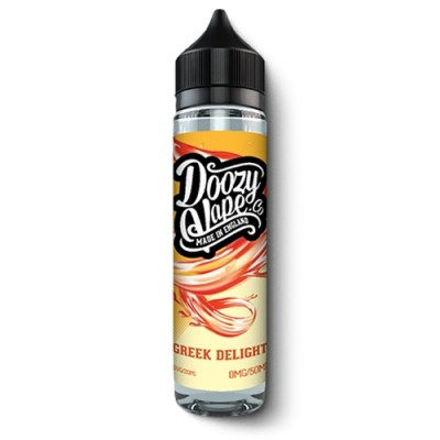 Greek Delight Doozy Vape Co.
