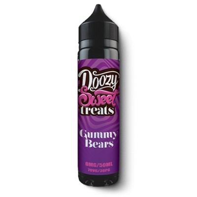 Gummy Bears Doozy Vape Co.