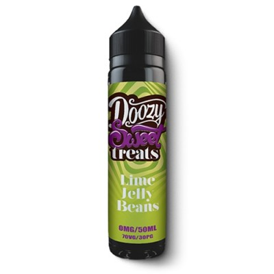 Lime Jelly Beans Doozy Vape Co.