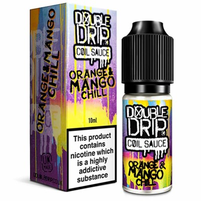 Orange and Mango | Double Drip E-Liquid