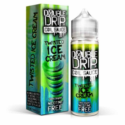 Twisted Ice Cream | Double Drip Shortfills