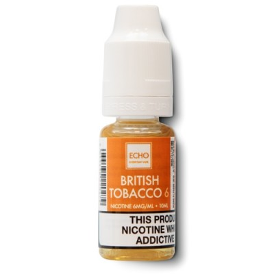 British Tobacco | Echo E-Liquid