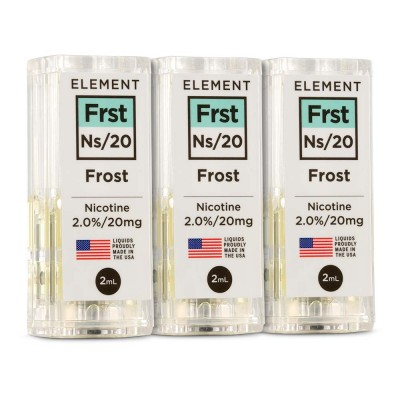 Element NS20 - Frost 3 Pack