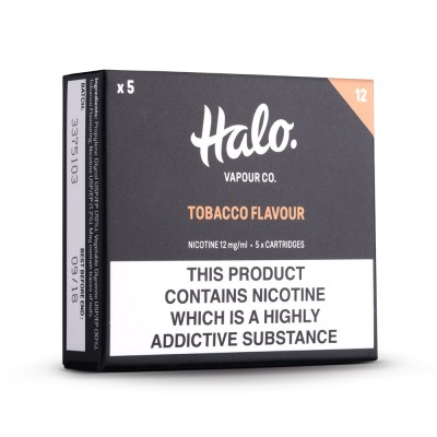 Halo Tobacco E-Cig Cartridges
