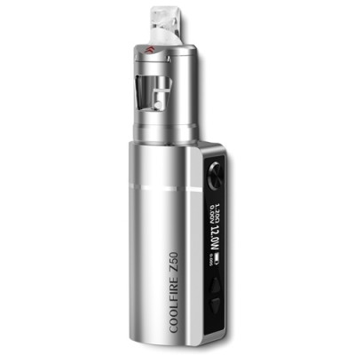 Coolfire Z50 Kit Stainless