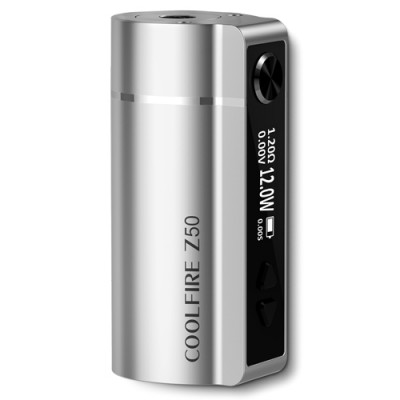 Coolfire Z50 Mod Stainless