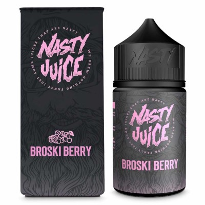 Broski Berry | Nasty Berries by Nasty Juice