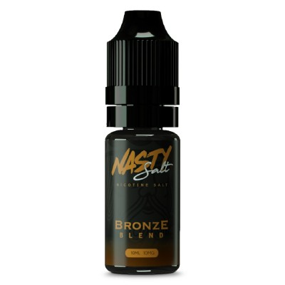 Bronze Blend | Nasty Juice Salt (E-Liquid)