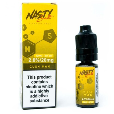 Cush Man | Nasty Juice Salt