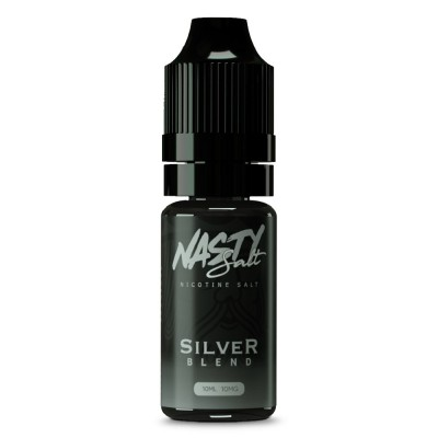 Silver Blend | Nasty Juice Salt (E-Liquid)