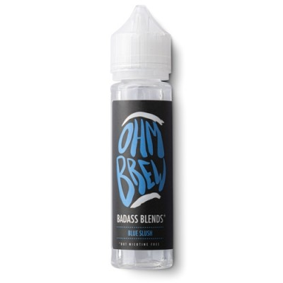 Blue Slush | Ohm Brew Badass Blends