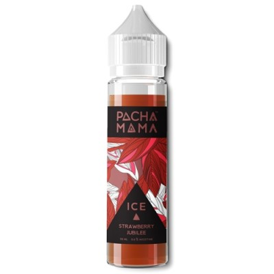 Strawberry Jubilee Ice Pacha Mama Ice