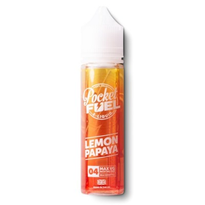 Vapouriz Pocket Fuel Lemon Papaya