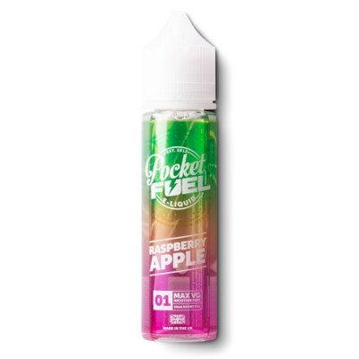 Vapouriz Pocket Fuel Raspberry Apple