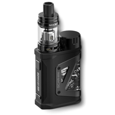 Smok Scar Mini Black White