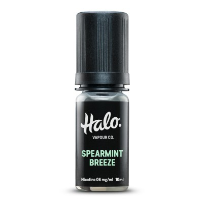 Halo Spearmint Breeze UK E-Liquid