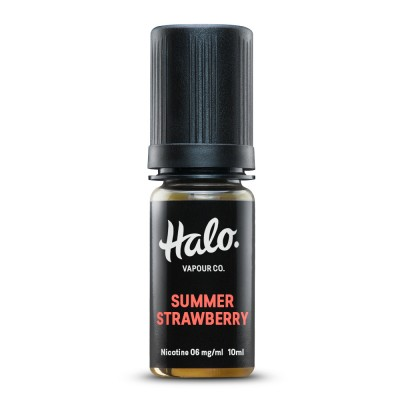 Halo Summer Strawberry UK E-Liquid