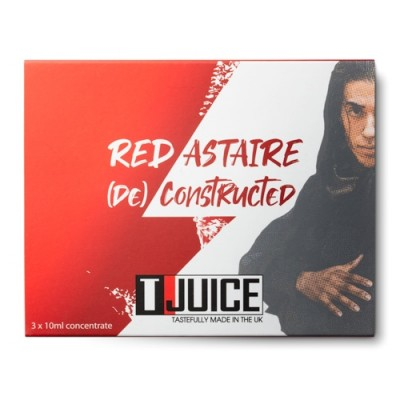 Red Astaire Deconstructed | T-Juice Concentrates - Packet
