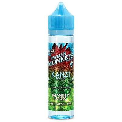 Kanzi Iced | Ice Age by Twelve Monkeys (E-Liquid)