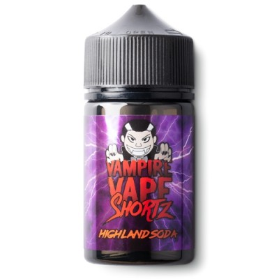 Vampire Vape Shortz Highland Soda