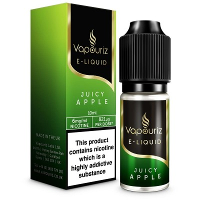 Juicy Apple | Vapouriz 10ml