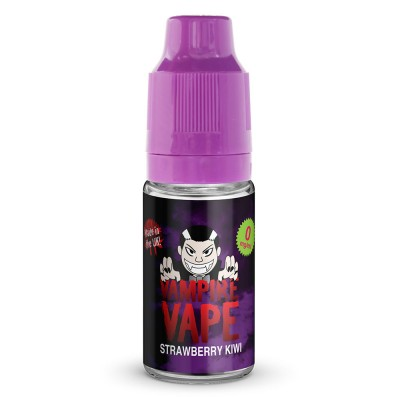 Strawberry & Kiwi Vampire Vape Eliquid