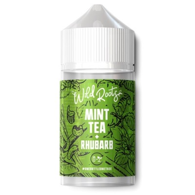 Mint Tea & Rhubarb Wild Roots