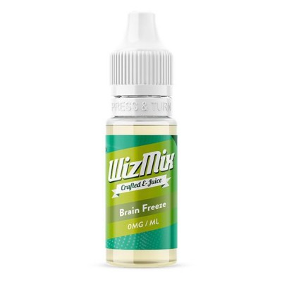 Brain Freeze WizMix E-Liquid