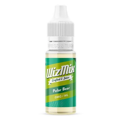 Polar Bear WizMix E-Liquid