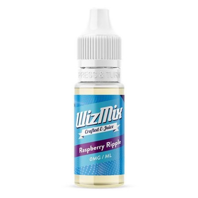 Raspberry Ripple WizMix E-Liquid