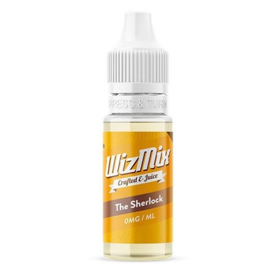 The Sherlock WizMix E-Liquid