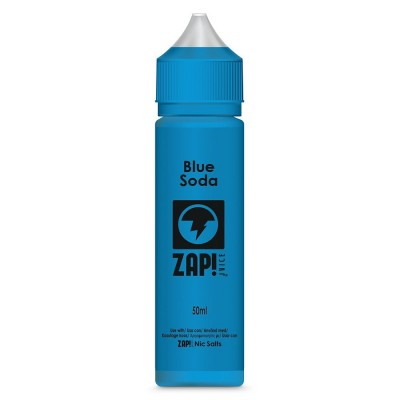 Blue Soda | Zap! Juice 50ml