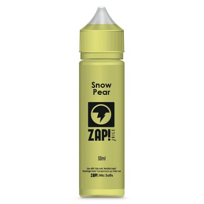 Snow Pear | Zap! Juice 50ml