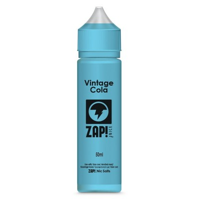 Vintage Cola | Zap! Juice 50ml