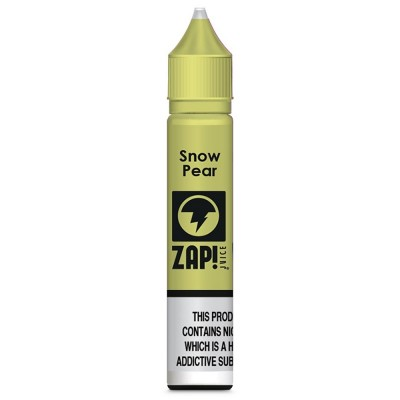 Snow Pear | Zap! Juice Nic Salts