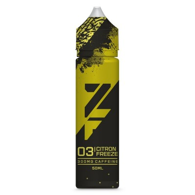 Citron Freeze | Z Fuel by Zap! Juice