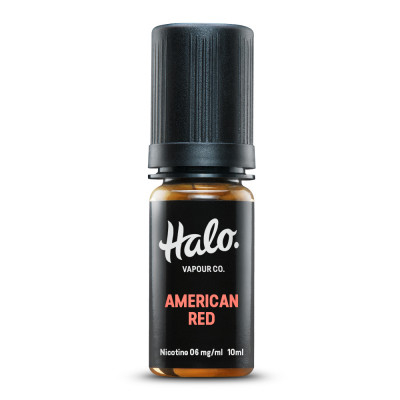 Halo E-Liquid American Red