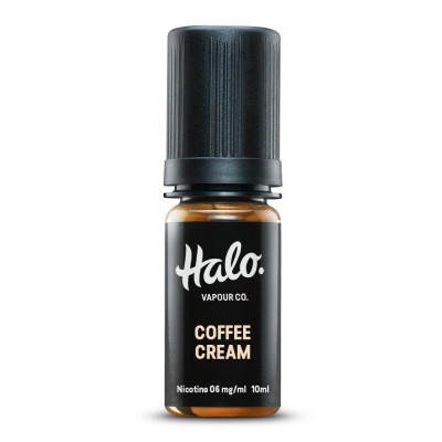 Halo E-Liquid Coffee Cream